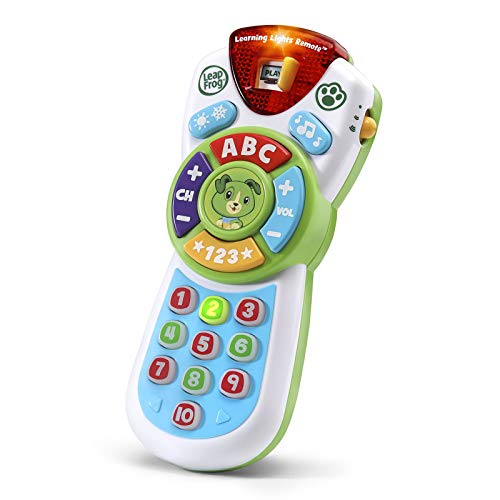 LeapFrog Scout's Learning Lights Remote Deluxe, Green