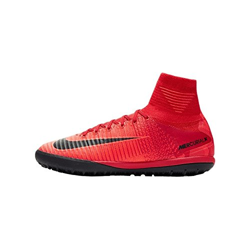 Nike Unisex-Erwachsene Mercurial X Proximo II DF TF JR 831972 Sneaker, Mehrfarbig (Indigo 001), 38 EU