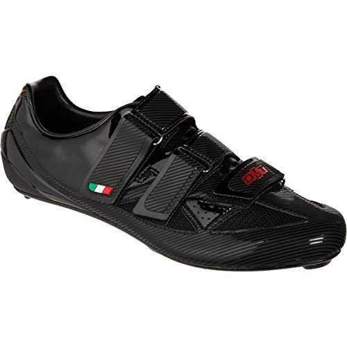 Diamant Dmt - Zapatillas dmt libra speed play, talla 47, color negro / rojo