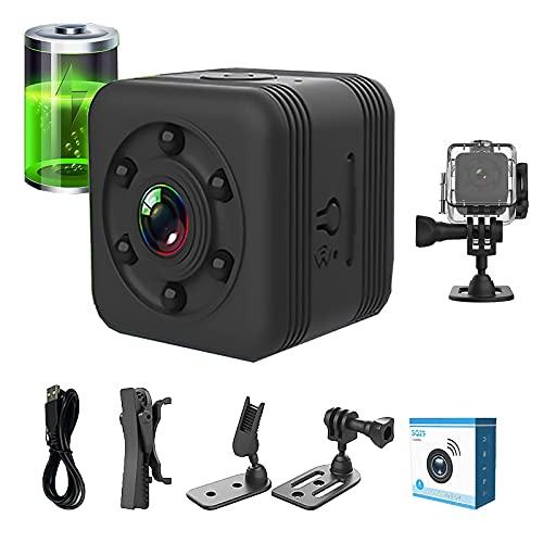 PIG-GIRL Action Cam 4K WiFi Action Kamera 30M Unterwasserkamera EIS Sportkamera Ultra HD Helmkamera 170 °weiter Winkel