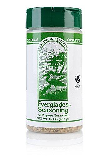 Everglades, Regular Seasoning, 16 oz