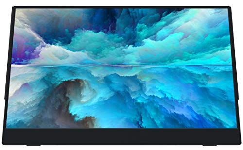 VIOTEK LinQ 16 Inch Portable Monitor – Full HD 1080P Thin...