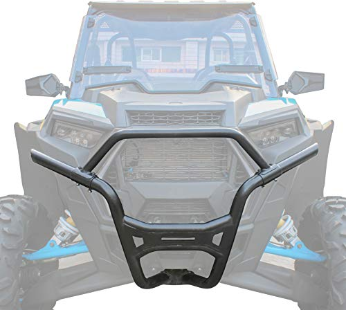 Front Low Profile Bumper for RZR XP 1000, SAUTVS Front Brush Guard Protector for Polaris RZR XP / XP 4 1000 Sport Turbo 2019-2021 Accessories, Replace #2884019-458