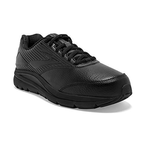 Brooks Addiction Walker 2, Zapato De La Pista para Mujer, Black/Black, 39 EU