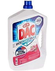 DAC Liquid Disinfectant, Rose - 3 Liters