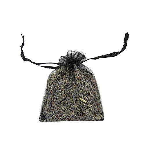 Natürliche Lavendel Bud Getrocknete Blumen Sachet Tasche Aroma Aromatische Air Refresh (Farbe : 2)