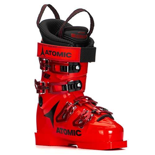 Atomic Redster STI 70 LC, Chaussures de Ski Mixte Adulte - Rouge - Rouge - Noir, 37.5 EU EU