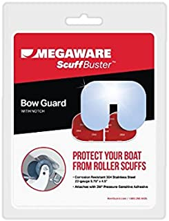 Megaware ScuffBuster Bow Guard (notched)