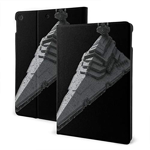 Slim Smart Case For Pad Air 3 2020, Pad 10.2 2020, Pad 8th Generation Case 2019 Auto Sleep/Wake Cover Viewing/Typing Stand Modes Flexible Tpu Back-Star Wars-111