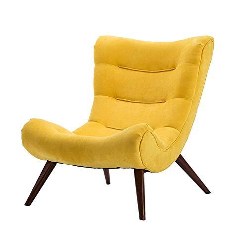 Snail Chair Fabric Sofa Chair Lazy Back Balcony Leisure