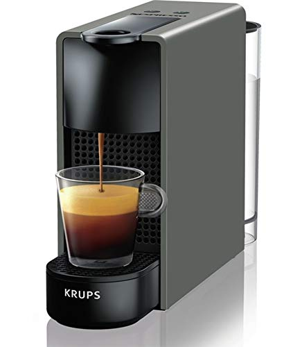 Krups Nespresso Essenza Mini Gris Intense
