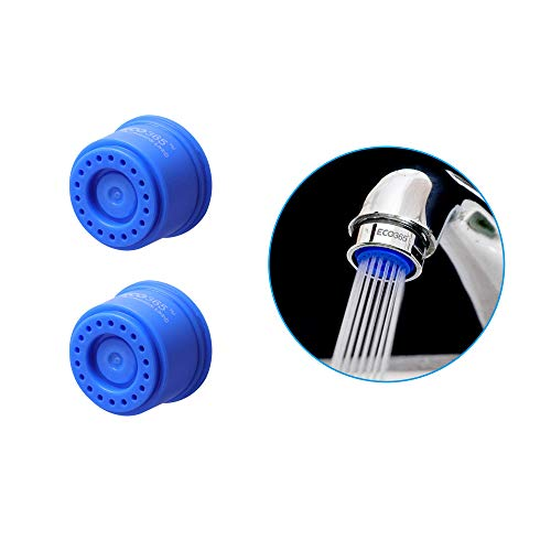 ECO365 Kitchen Water Saving Aerator- 3 LPM- Pack of 2 Shower flow