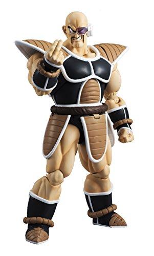 TAMASHII NATIONS Bandai S.H. Figuarts Nappa Dragon Ball Z Action Figure -  Bluefin Distribution Toys, BAN14947