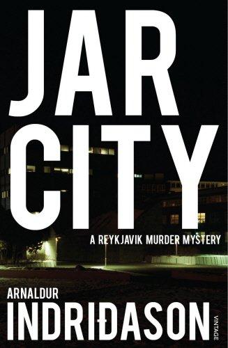 Jar City: A Reykjavik Murder Mystery (Reykjavik Murder Mysteries 1)