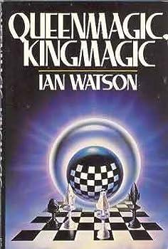 Queenmagic, Kingmagic 0312912935 Book Cover