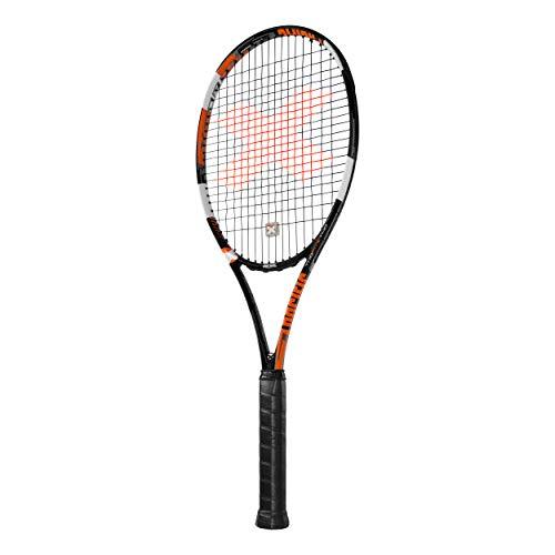 Pacific Bxt X Force Pro No.1 Encordado: No 305G Raquetas De Tenis Raquetas De Competición Negro Mate - Lima 5