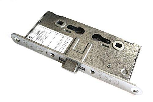 BKS 1759 BMH Panikschloß Nr.1759 PZW, 65mm Dorn Fkt. E, Stulp 24x235mm abger, LS/RS