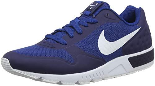 Nike Nightgazer LW SE, Scarpe da Ginnastica Basse Uomo, Multicolore (Gym Blue/White/Blackened Blue 001), 40 EU
