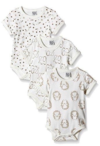 Care Body Bebé-Niños Marfil (Offwhite 200) 0 - 3 meses (Talla del fabricante: 56)