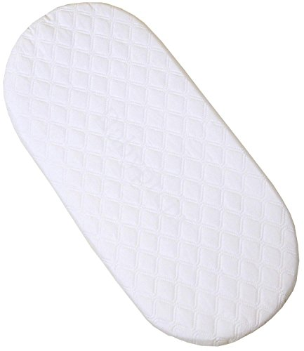 REPLACEMENT SAFETY FOAM PRAM MATTRESS TO FIT OYSTER 1 PRAM CARRYCOT