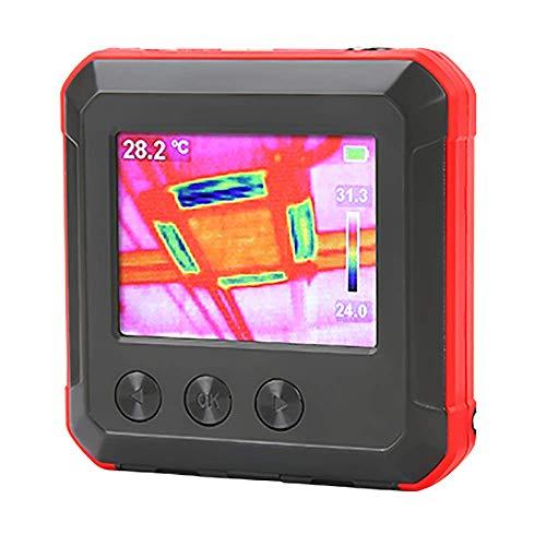 GJNVBDZSF Bildbearbeitungskamera () Wärmebildkamera, Mini-Wärmebildkamera Tasche Thermische Kompaktbildkamera Industrielle Temperatur Bodenheizungserkennung