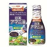 日清オイリオ アマニ油 ペット 145g 6本