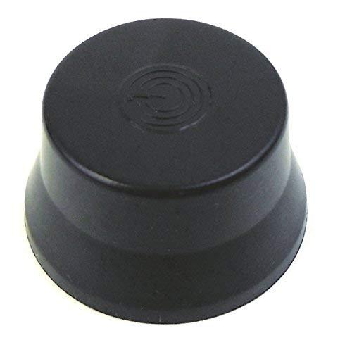 Larsen Plastic Rain Cap for NMO Antenna - Black