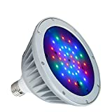 WYZM Waterproof LED Pool Light Bulb for Inground...