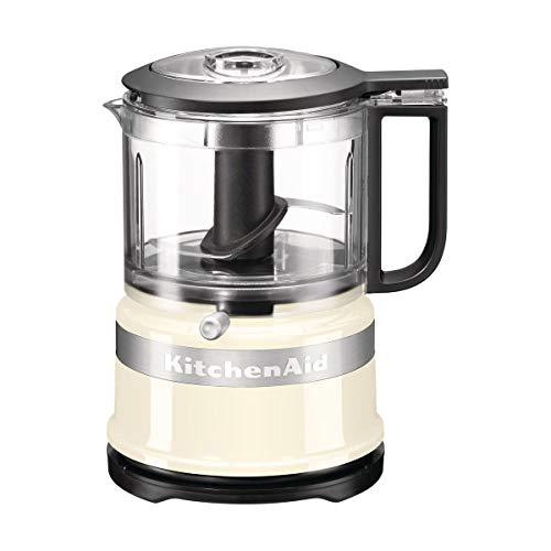 KitchenAid 5KFC3516, Mini-Food-Processor, Großartig zum Hacken, Vorbereiten von Dressings und Saucen, Creme
