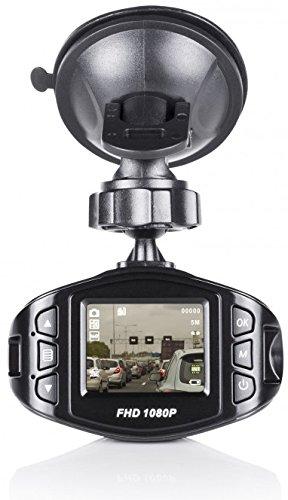Smartwares DVRCAR25 Autocamera, Full HD 1080p, Micro SD tot 32 GB, 1,5