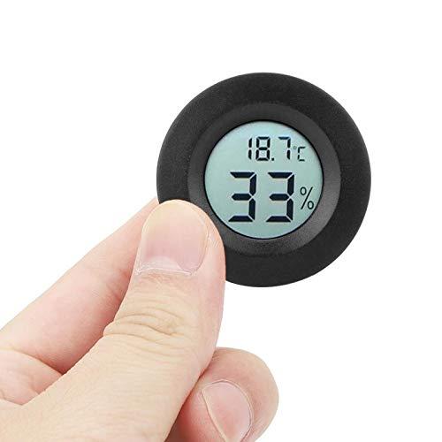 termómetro higrometro lcd de la marca LAJS