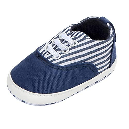 FURONGWANG6777BB Baby Boys Girls Patchwork Algodón Soft Sole Shoes Infantil Casual Antideslizante Primeros Caminantes Zapatos (Color : C, Size : 0-6 Months)