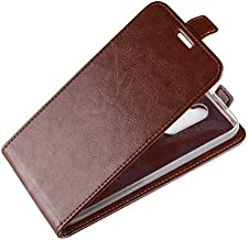 Wallet Cases - Retro Leather Cover case for Oukitel C8 3G 4G for Oukitel U18 U16 MAX U20 U22 Wallet flip leather cases (R6S BN for Oukitel C8)