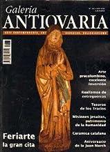 REVISTA GALERIA ANTIQUARIA NOVIEMBRE 2005 Nº 243 ARTE CONTEMPORANEO, ANTIGUEDADES, SUBASTAS, COLECCIONISMO