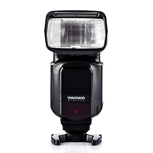 Flash Yongnuo YN968EX-RT E TTL per Canon–Master E HSS–GN60ISO 100.