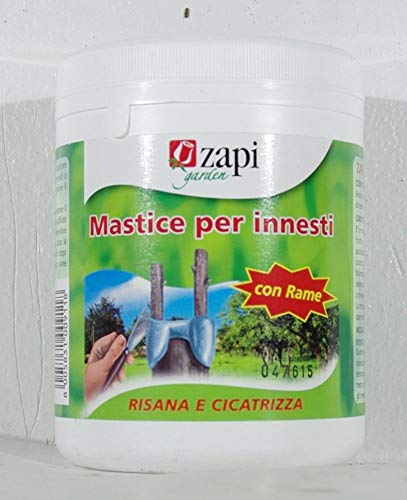 zapi Mastic de greffages avec cuivre Pot de 500 g