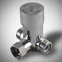 GotHobby Automatic Sensor Faucet Hot & Cold Water Temperature Mixer Mixing Valve
