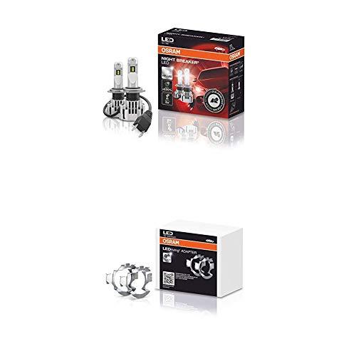 OSRAM NIGHT BREAKER H7-LED + LEDriving ADAPTER