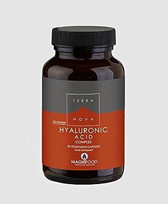Terranova Hyaluronic Acid Complex 50 Veg Caps