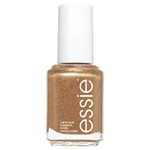 Essie Cosmetics Glitters Collection 2018 Can't Stop Her In Copper Gold Glitter nagellak, 13,5 ml