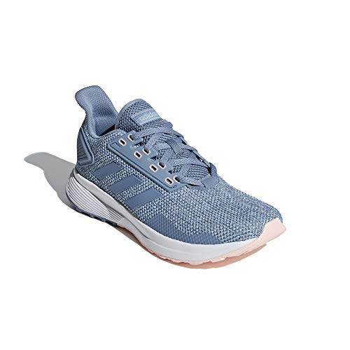 adidas Mujer Duramo 9 Zapatos para Correr Gris, 40 2/3