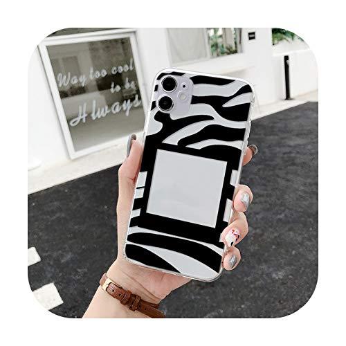 DIY Foto Zebra Hülle für Samsung Galaxy A51 A50 A71 A70 A41 A40 A31 A30 A21S A20e A11 S20 FE S21 Ultra S10 S9 S8 Plus S7 Cases-bw1fkuan-A70
