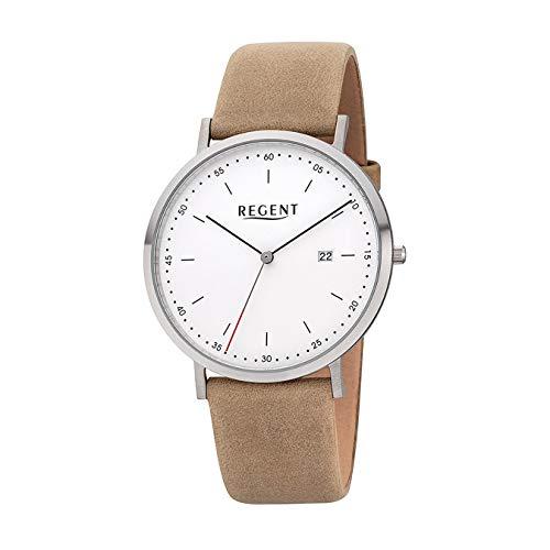 Regent Armbanduhr F-1140 Herrenuhr