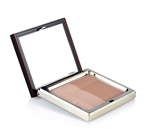 Clarins - Bronzing Duo Nº 03 - Polvos mineral compacto - 10 g