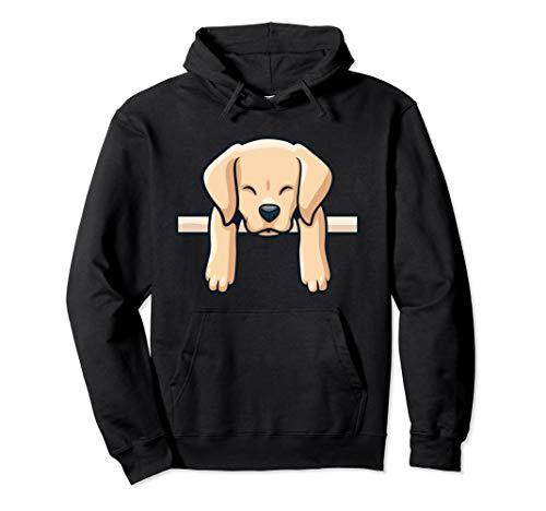 Labrador Retriever Hundemotiv Hundehalterin Geschenk Süß Pullover Hoodie