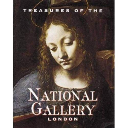 Treasures of the National Gallery, London (Tiny Folios)
