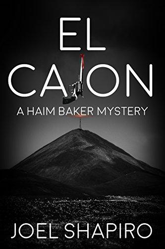 El Cajon (The Baker Cases Book 1) (English Edition)