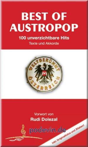 Best of Austropop - 100 unverzichtbare Hits - Gitarre Akkorde