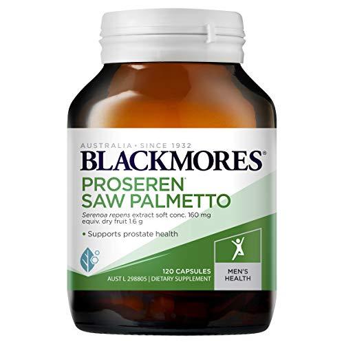 Blackmores Proseren Saw Palmetto (120 Capsules)