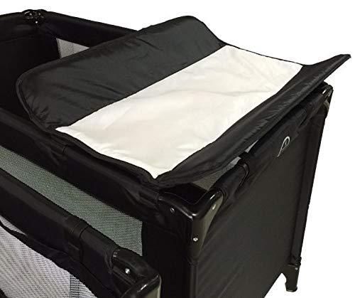 Ding Universal Wickelauflage für Kinderreisebetten für jedes Reisebett (120x60cm)